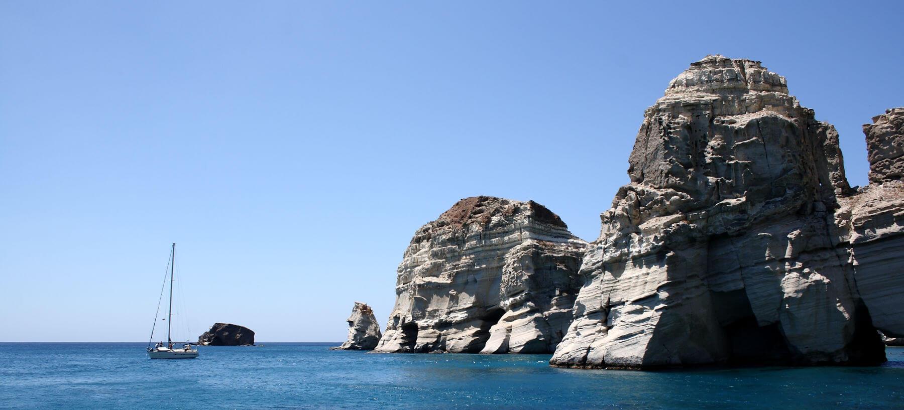 Aegean Sea Sail and Hike tour
