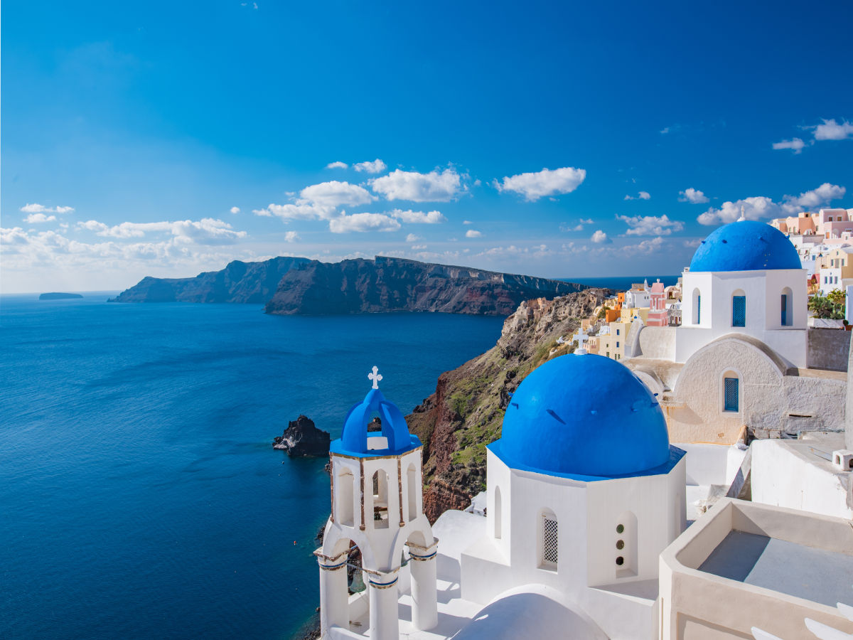 Greece Best European Post-Pndemic destination