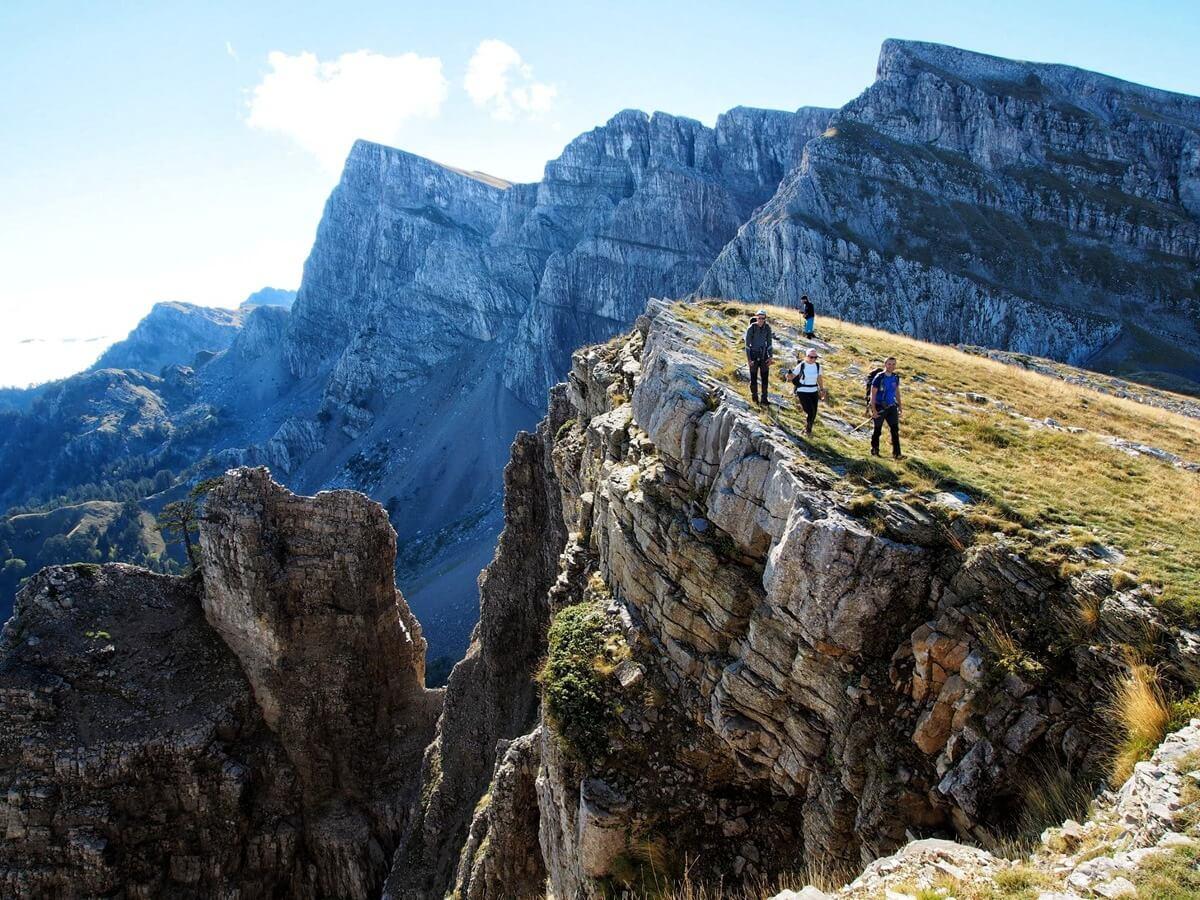 Alpine Dragonlake Hike