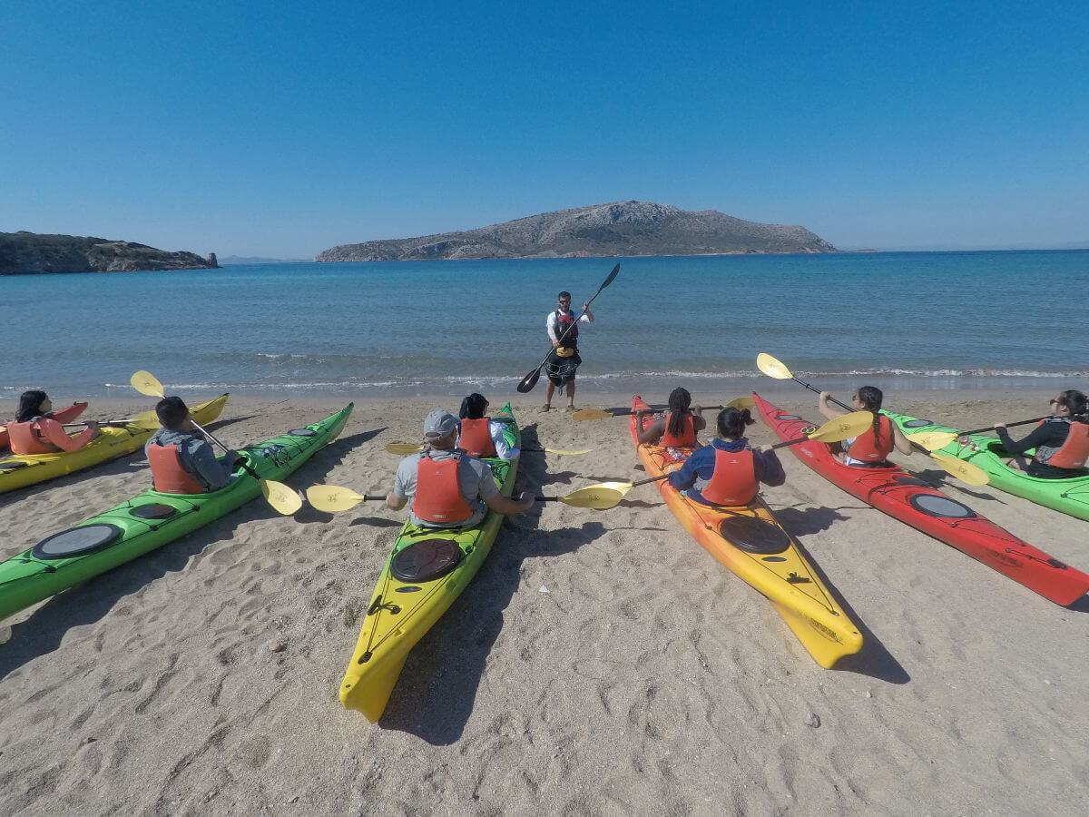 athens-sea-kayak-tour