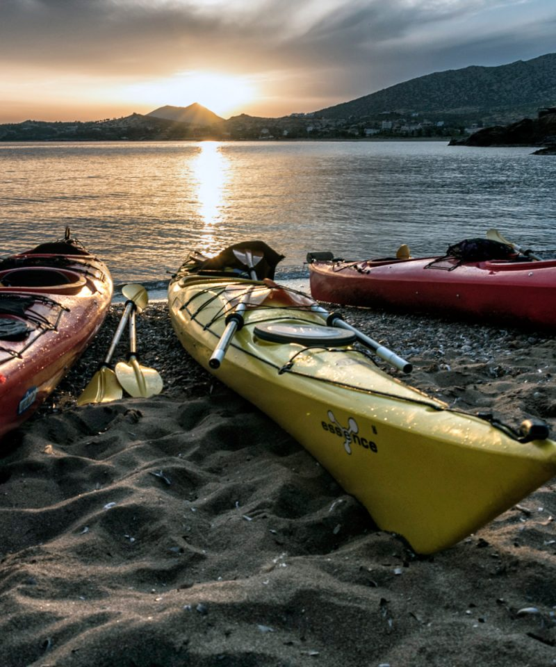 Athens Sea Kayak Tour