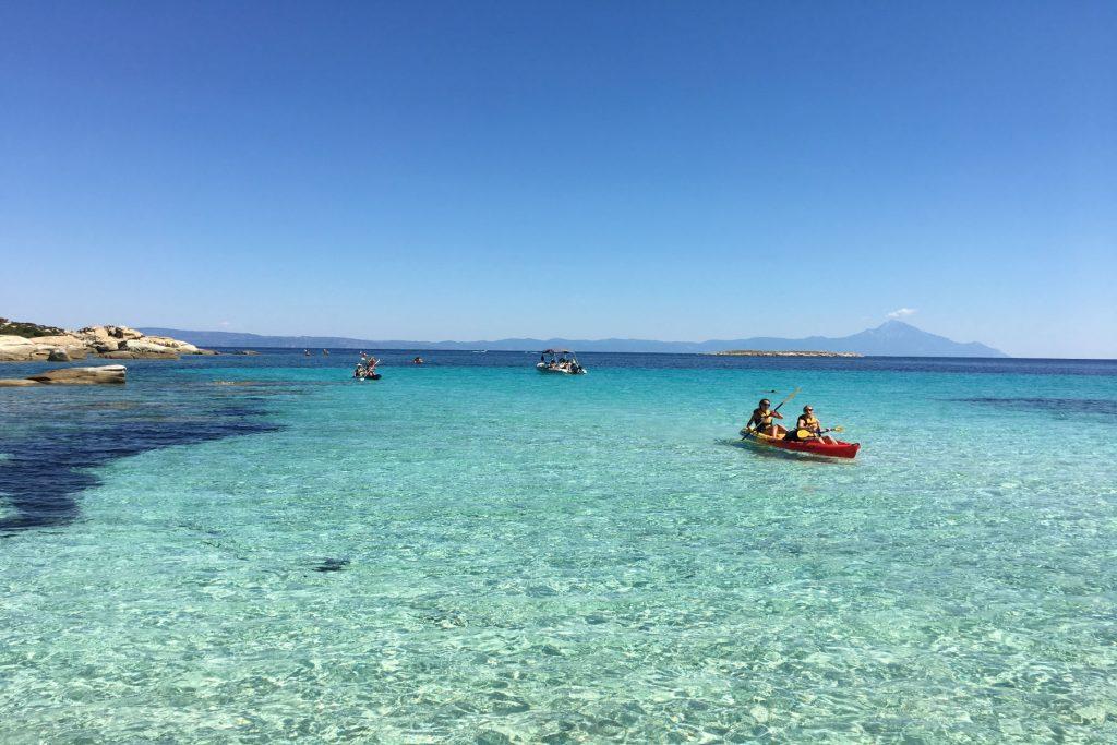 halkidiki-sea-kayak-tour