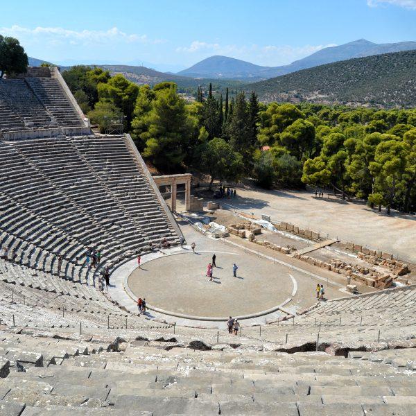 Epidaurus Greece