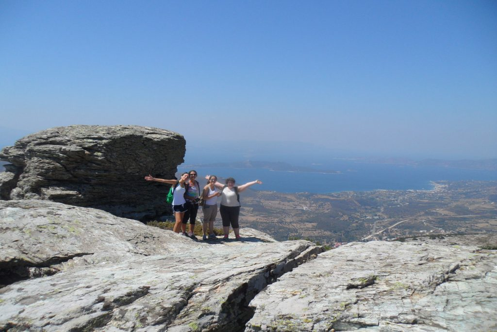 evia dragon house hike