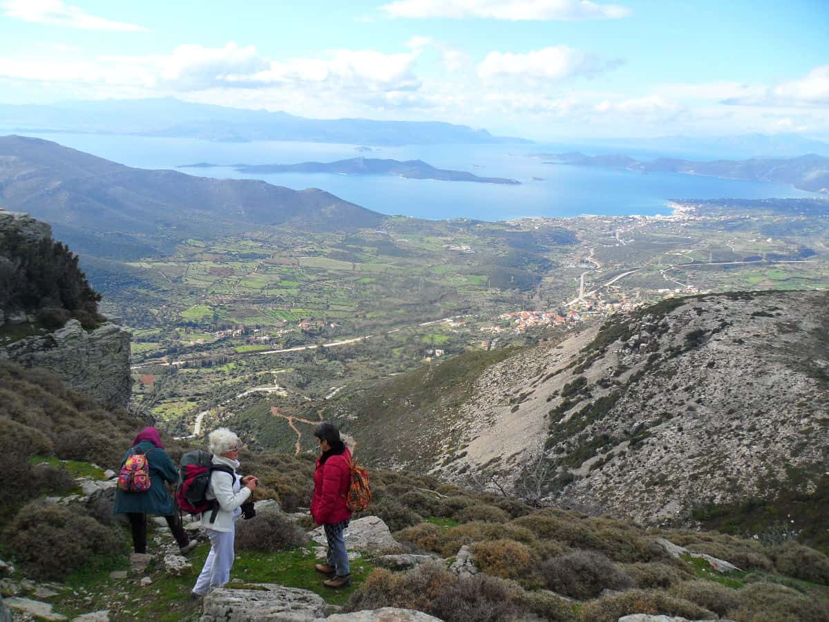 evia dragon house hike 1