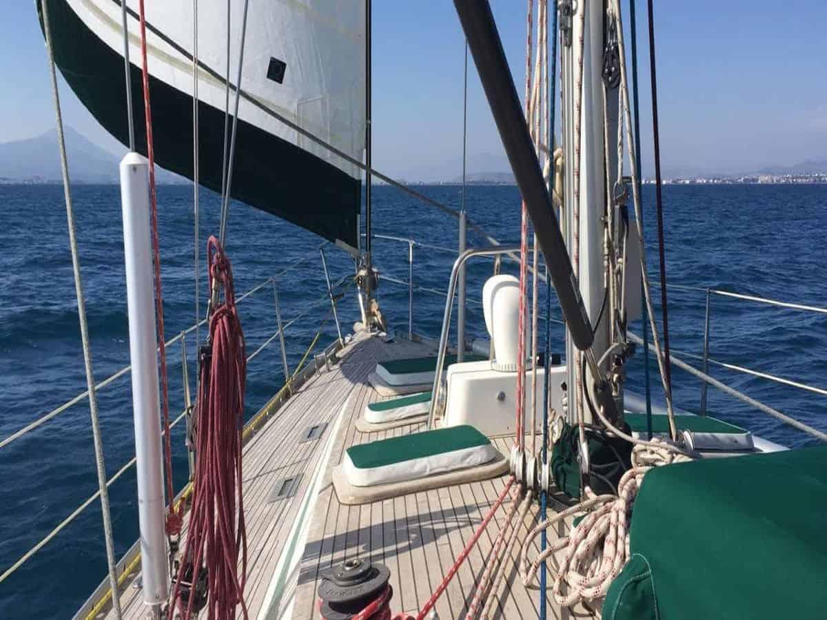 evia sailing adventure 2