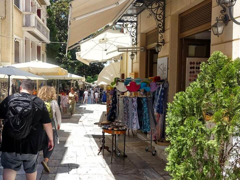 Greece Active Tour Plaka Athens