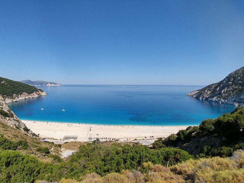 Greece Active Tour Myrtos Kefalonia
