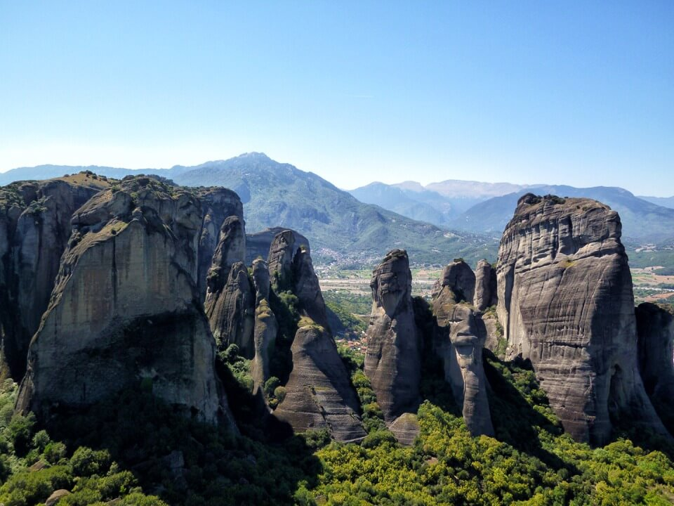 Greece Active Tour Meteora