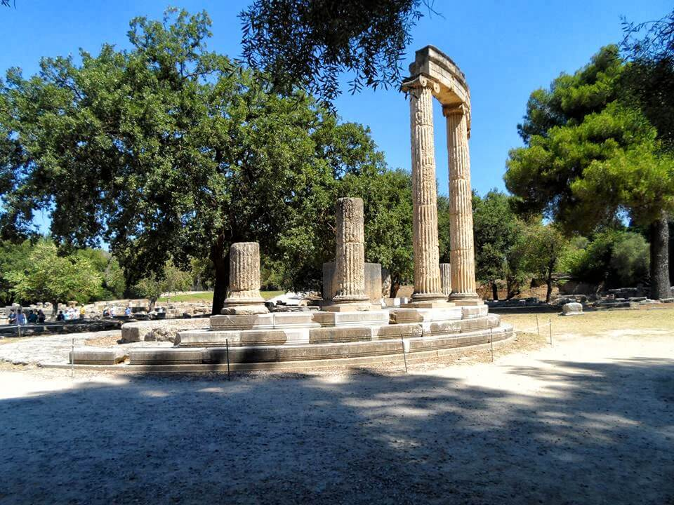 Greece Active Tour Olympia
