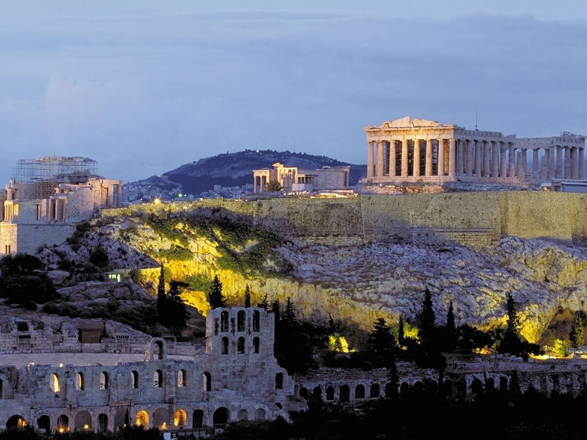 Greece Ultimate Experience Tour - Acropolis