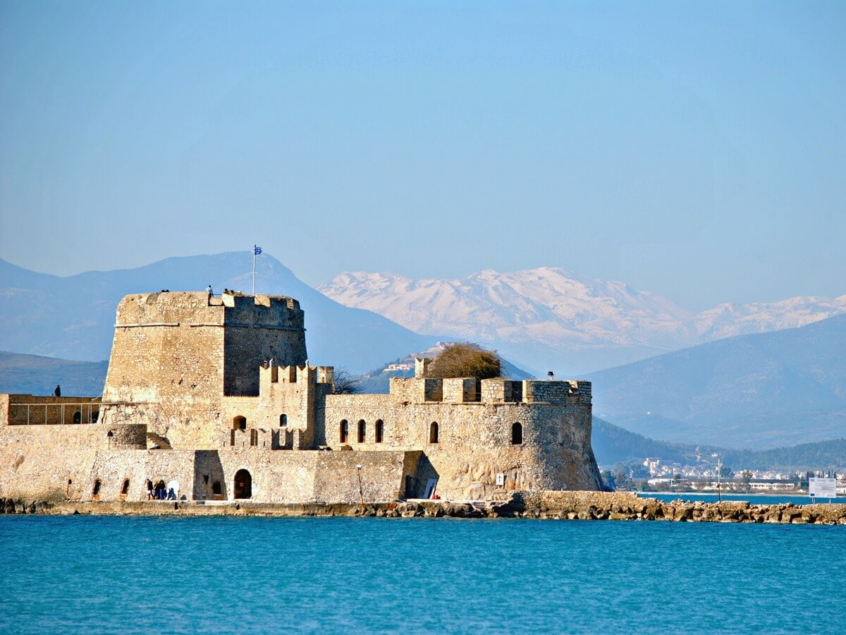 Greece Ultimate Experience Tour - Nafplio