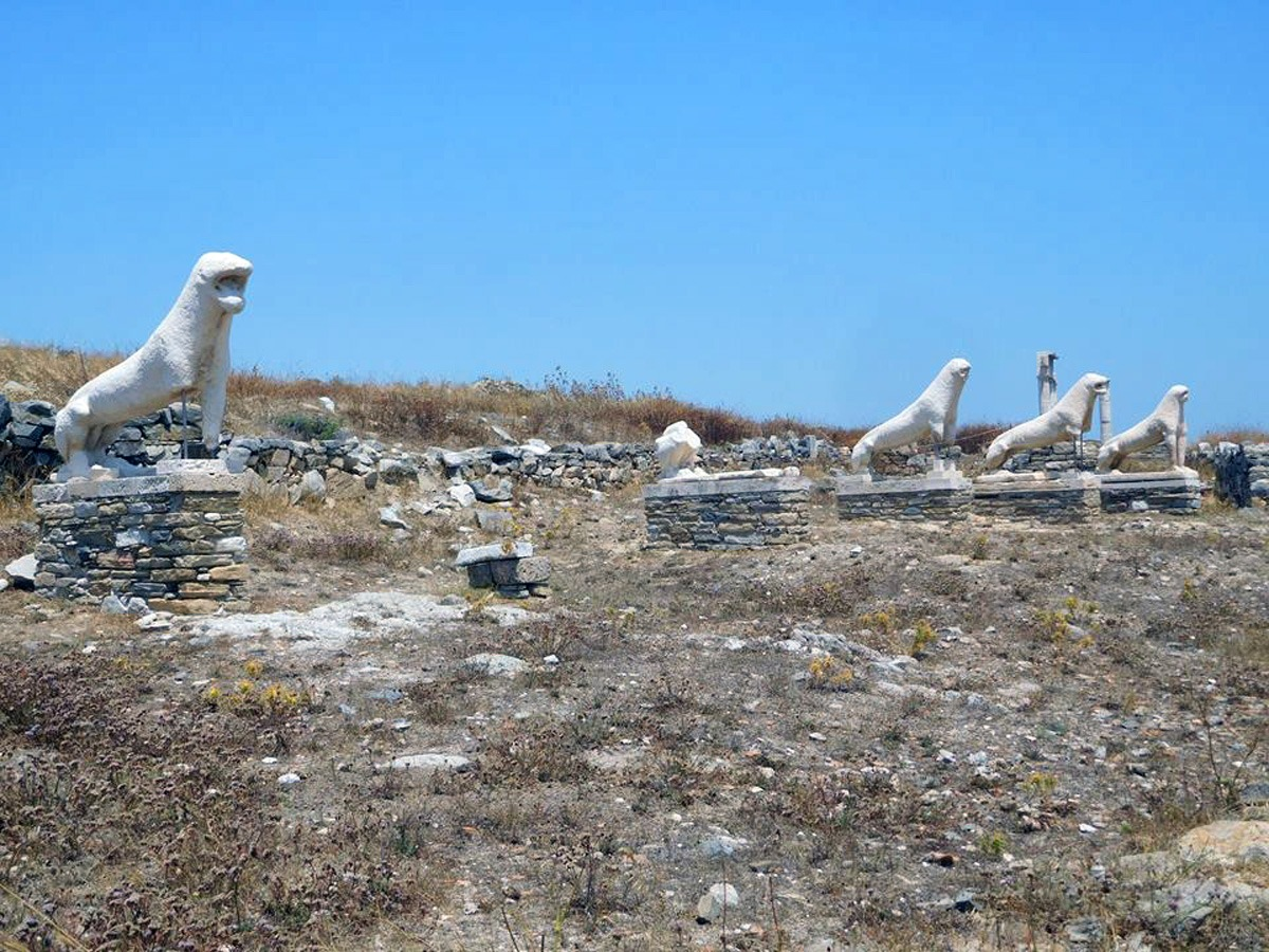 Greece Ultimate Experience Tour - Delos