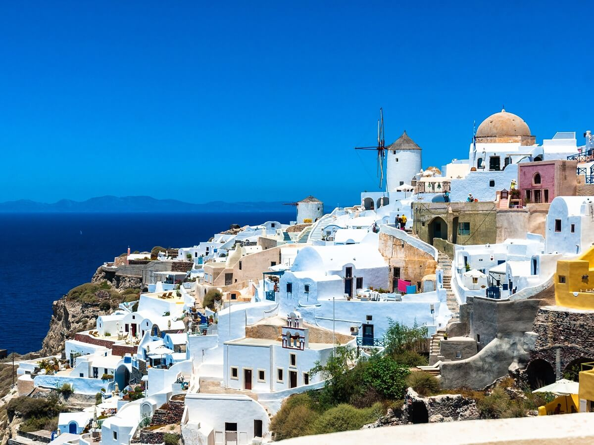 Greece Ultimate Experience Tour - Oia Santorini