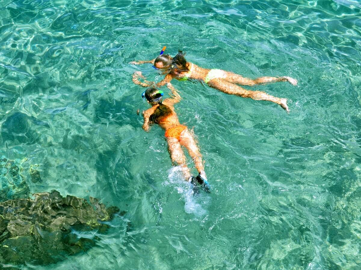 Greece Ultimate Experience Tour - Snorkelling