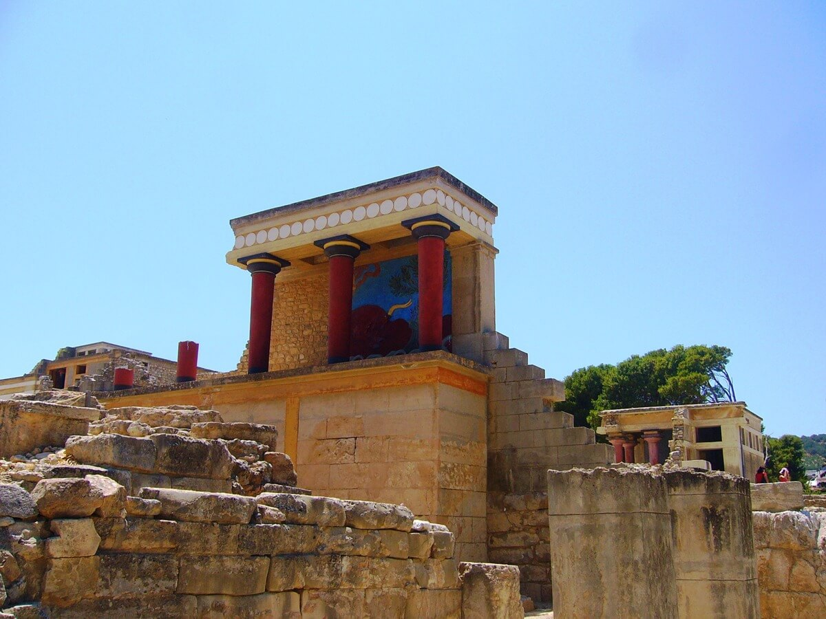 Greece Ultimate Experience Tour - Knossos Crete