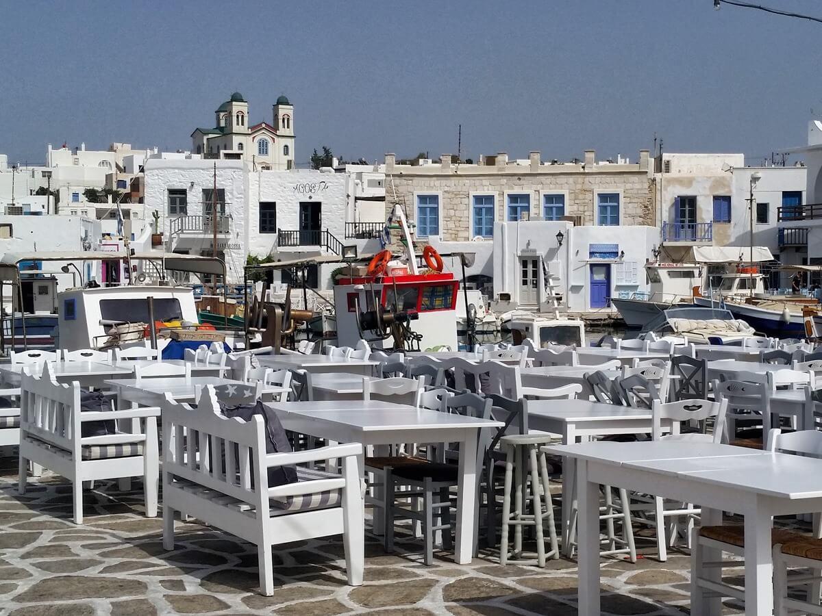 Greek islands activities tour