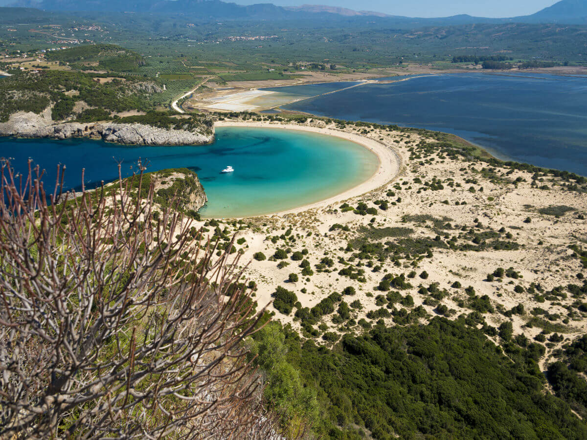 Hiking Navarino Bay