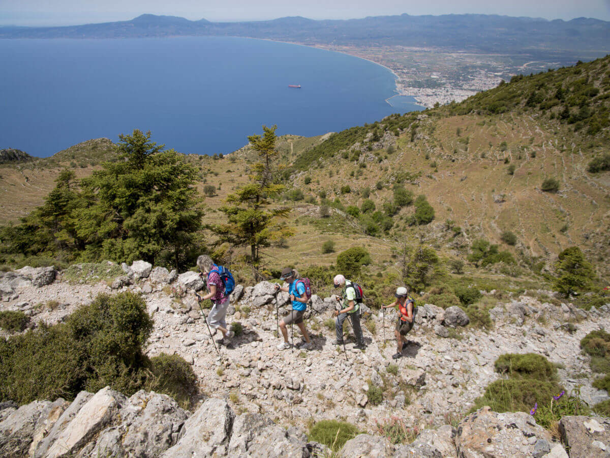 Kalamata Hiking Tour