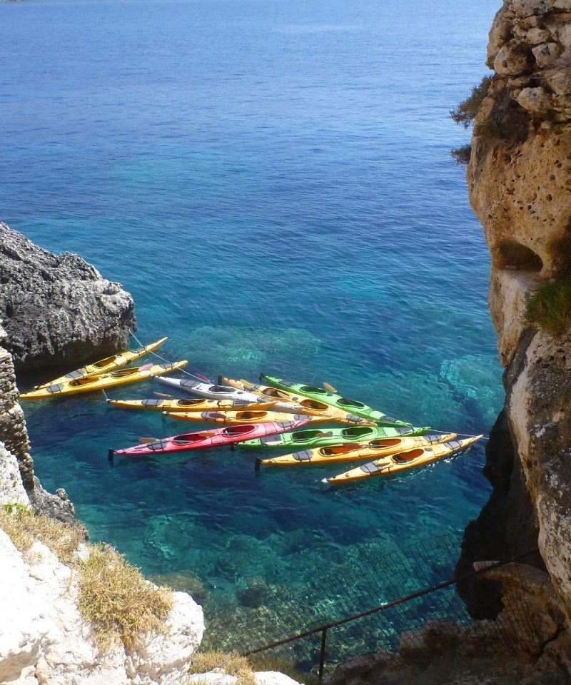 Kefalonia Ithaca Sea kayak tour