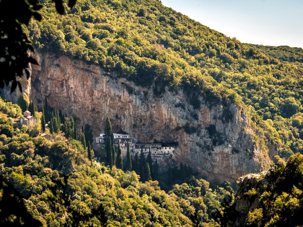 menalon trail gorge