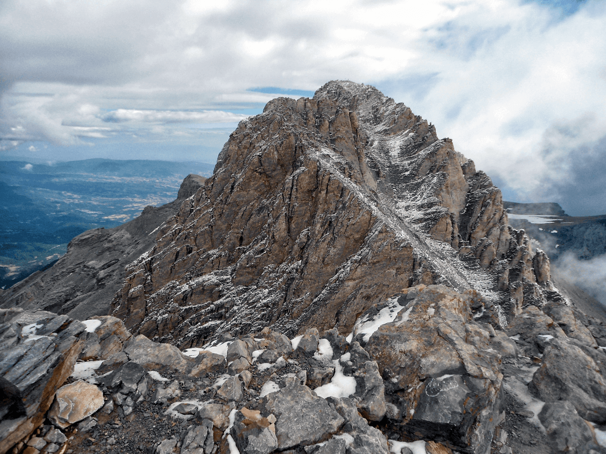 Mount Olympus Hiking Tour