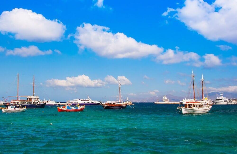 Mykonos - Delos - Rinia One Day Cruise
