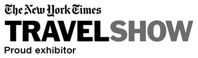 NY Times Travel Show Proud Exhibitor