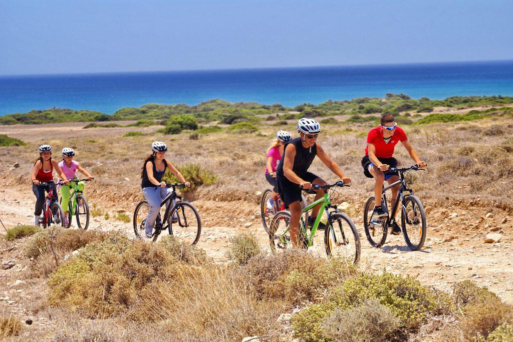 Rhodes Red Water Biking Tour