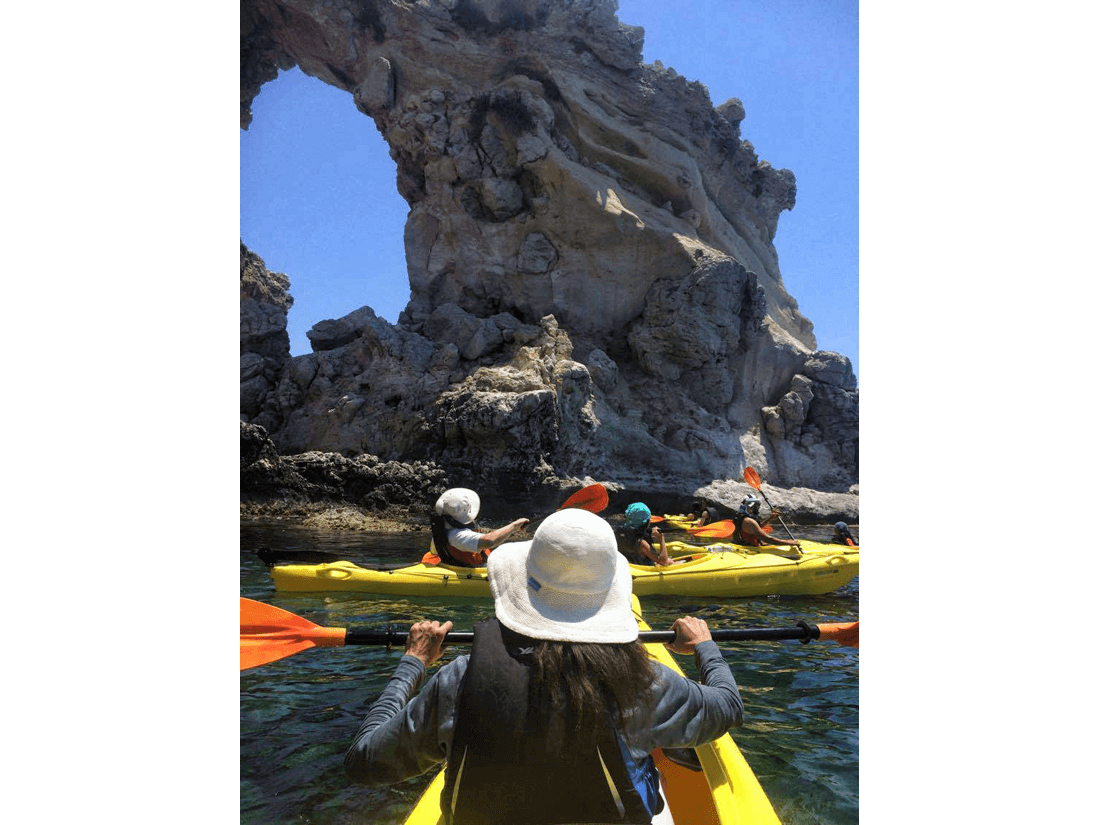 Rhodes Sea Kayak Tour 03