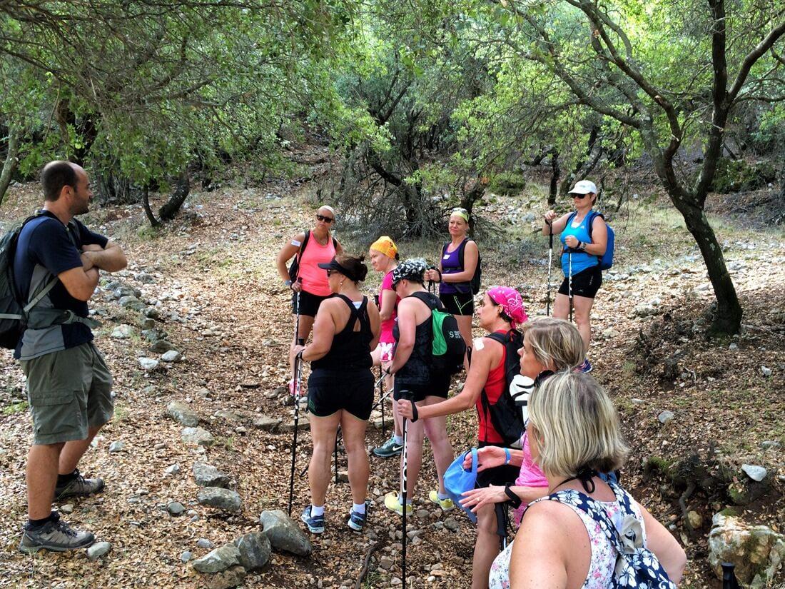 Trekking Orange Valley Tour