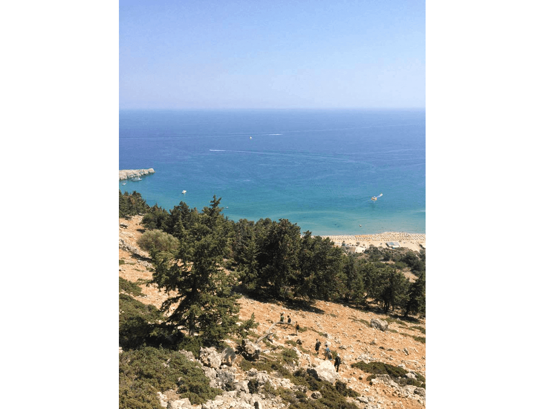 Rhodes Ultimate Hill Trek