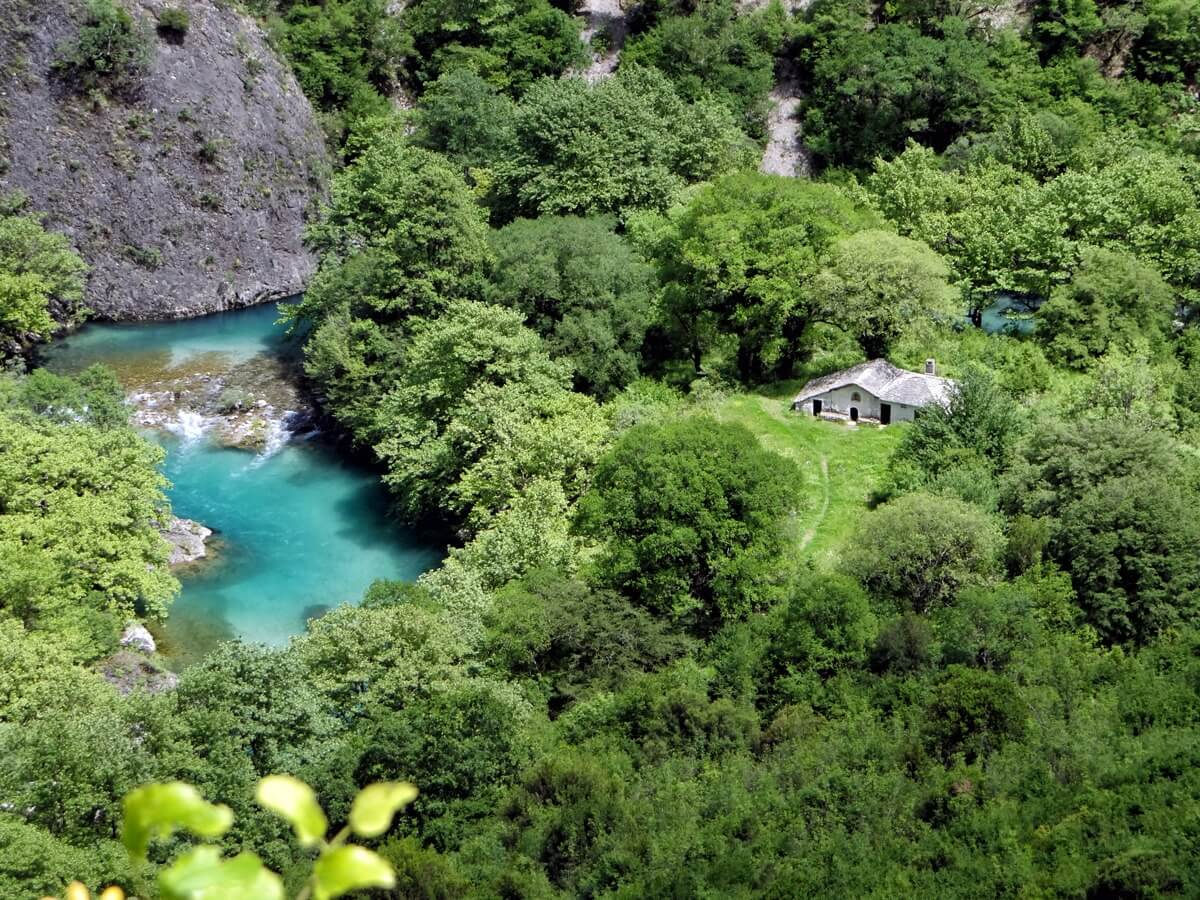 Vikos Gorge Crossing Tour