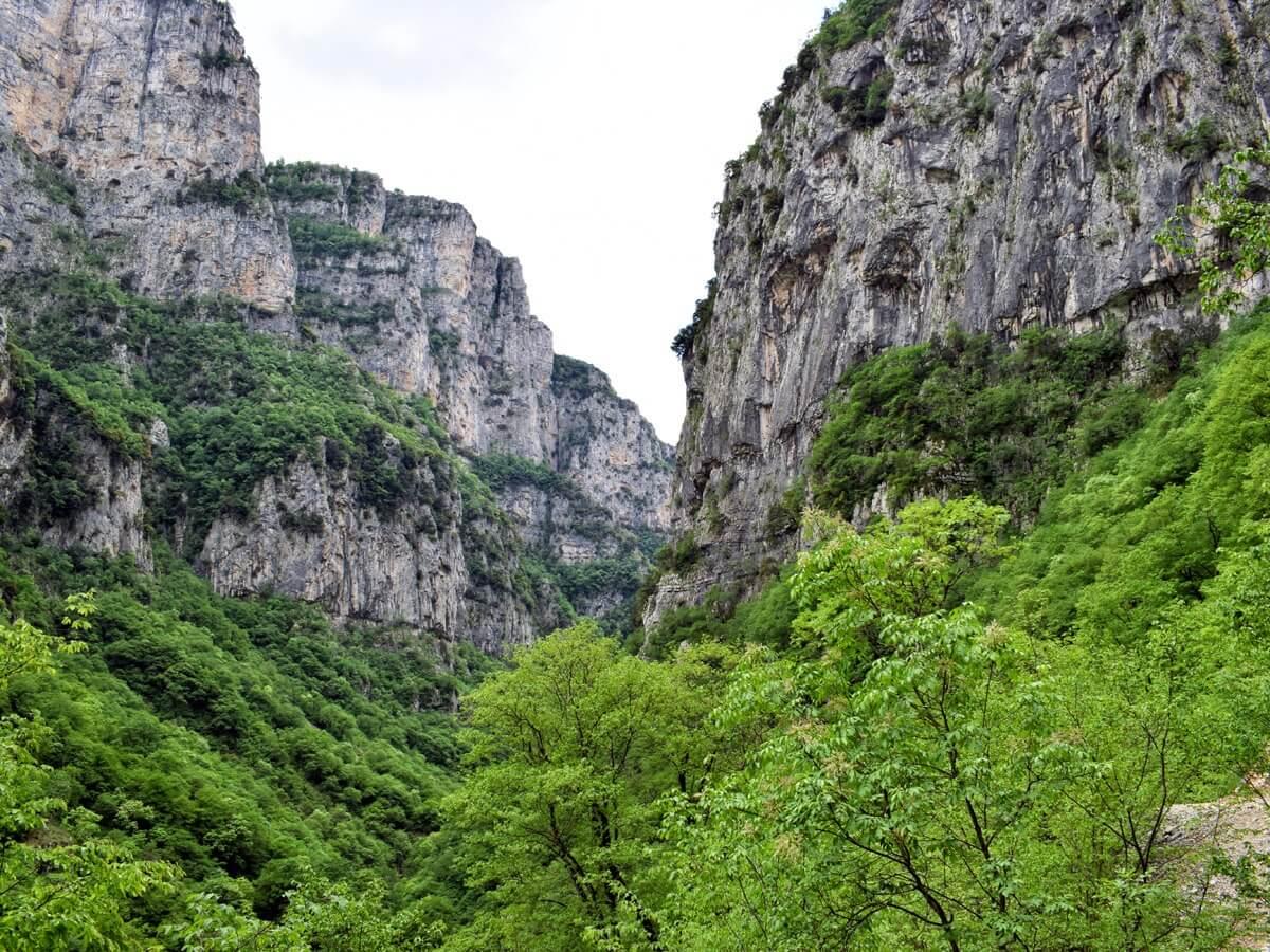 Vikos Gorge Crossing Tour